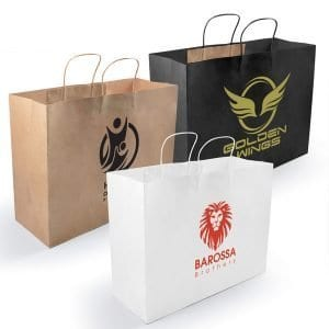 Express Paper Bag - extra large size