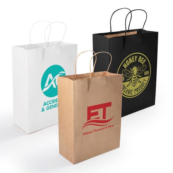 Express Paper Bag - medium size