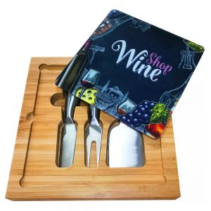 Jamison Cheeseboard & Knife Set