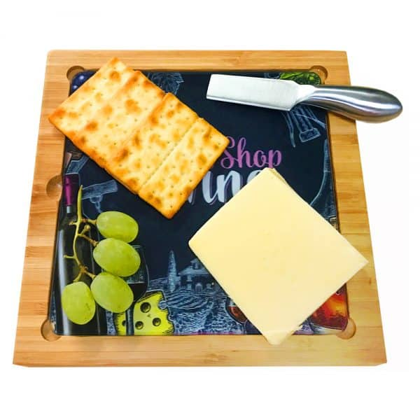 Jamison Cheeseboard & Knife Set