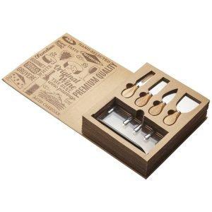 Lanark Cheese Knife Display Set