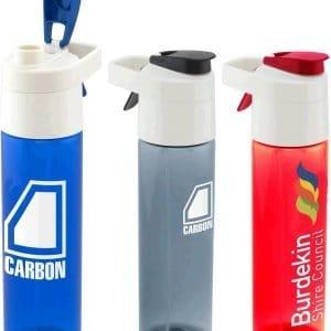 Sip & Spray Water Bottle
