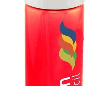 Sip & Spray Water Bottle - Red