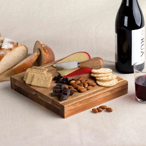 Clamshell Cheese Board