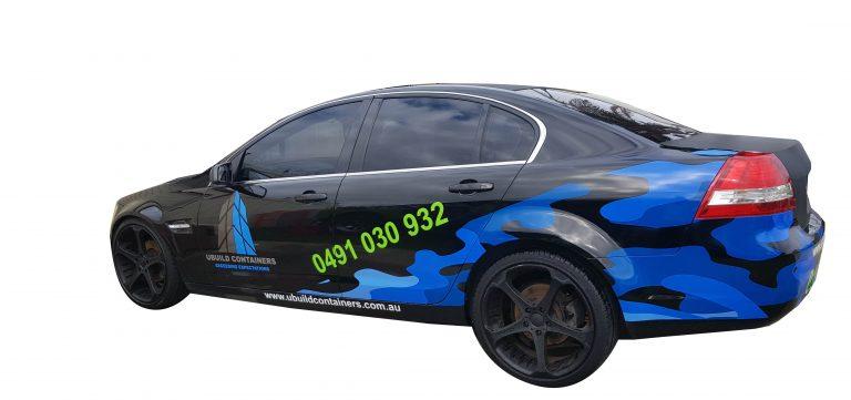 ubuildcar vehicle vinyl wrapping