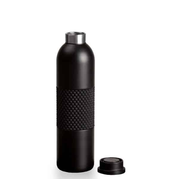 chill hydro bottle with lid off