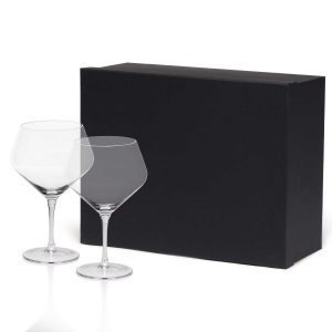 Ginaissance Glass Set with presentation box