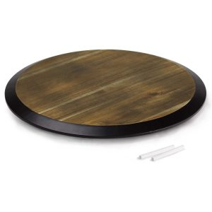 Squisito Lazy Susan with chalk