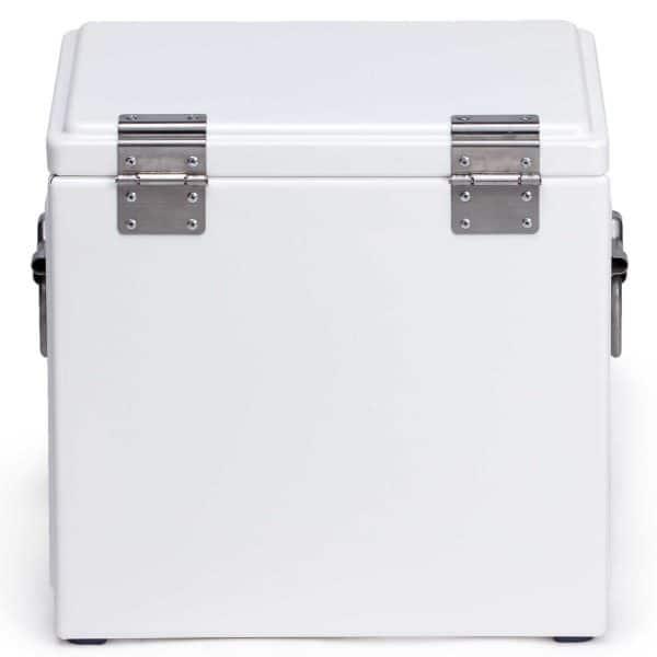vintage cooler box back