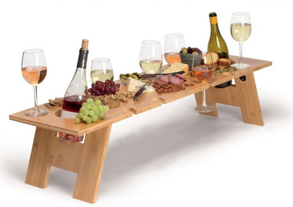 Lungo Travolo Table