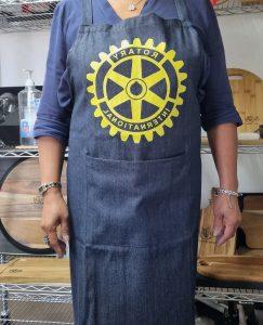 Rotary Apron 1