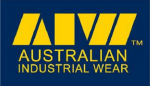 australian industrial wear Logo